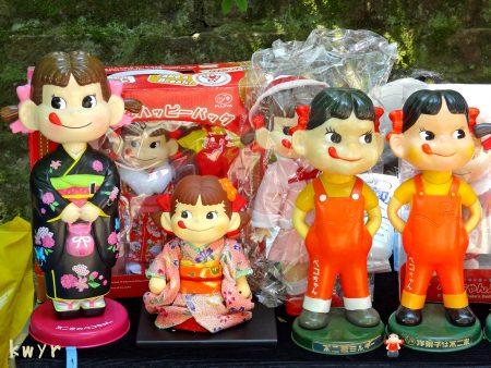 根津神社フリーマーケット(2015-04-27)