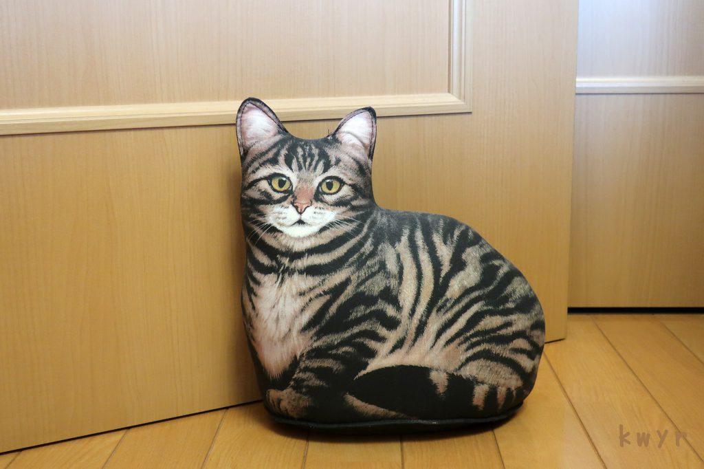 猫のドアストッパー(Adeline Halvorson )