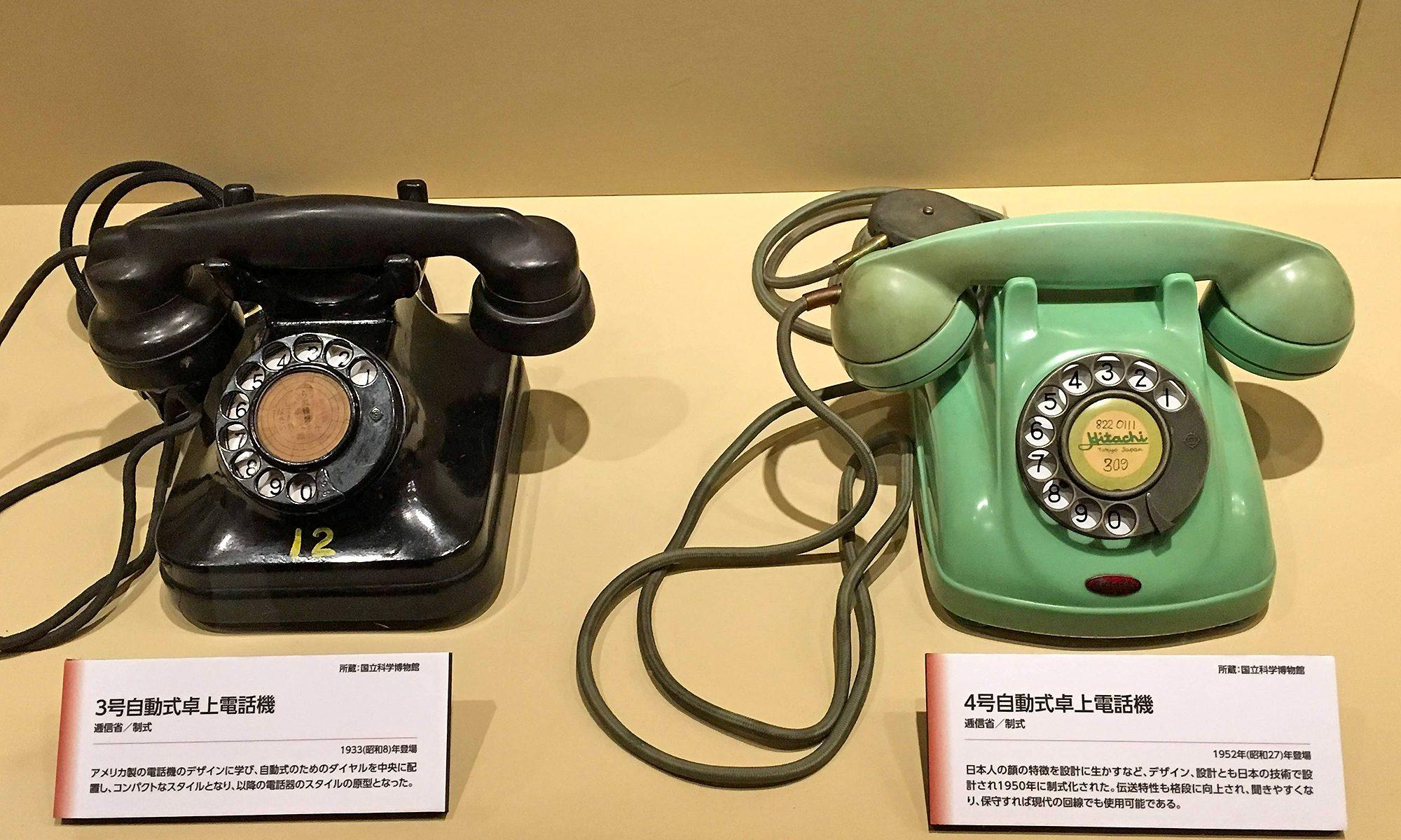 卓上電話機