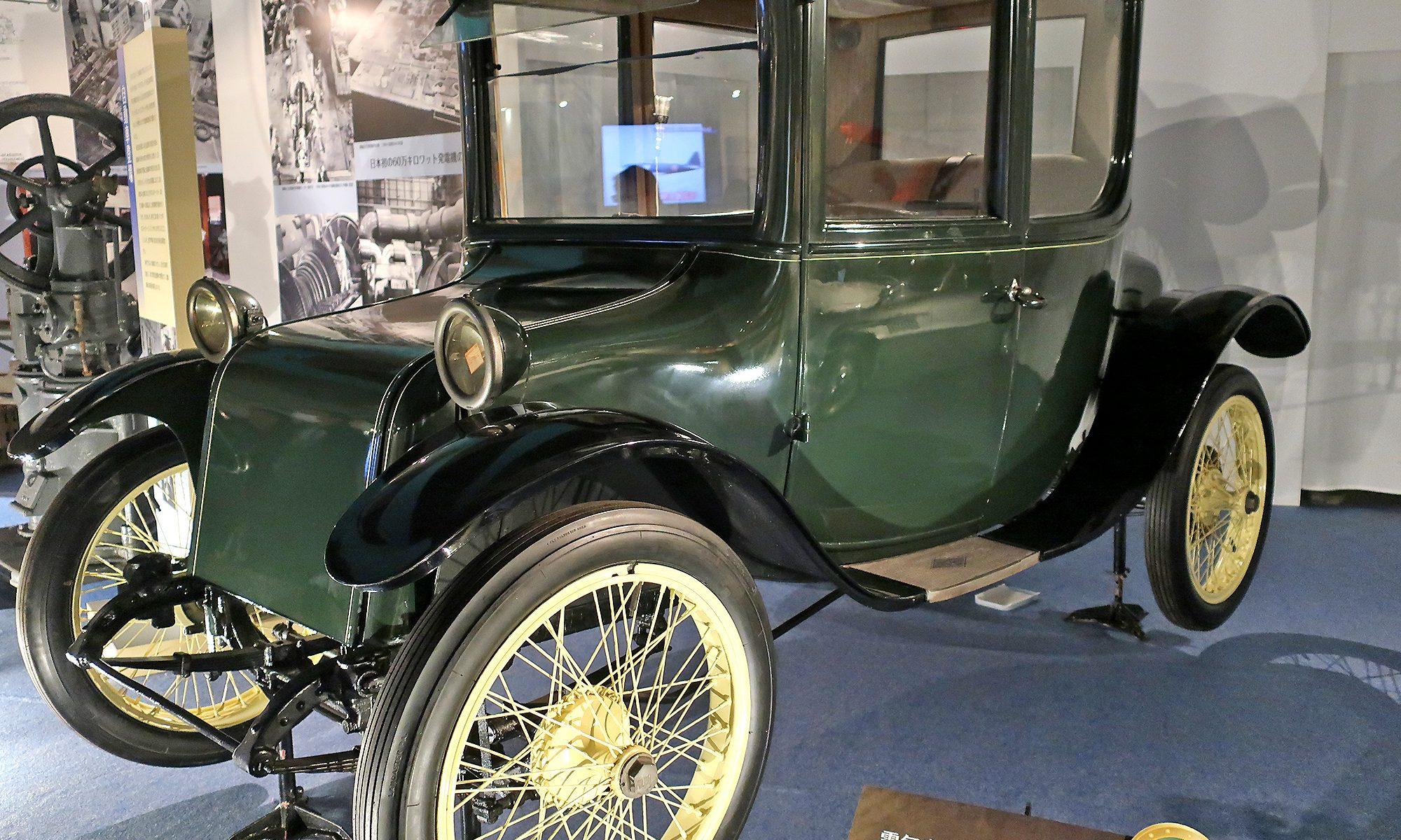 Milburm電気自動車(Milburm Wagon Co./製)