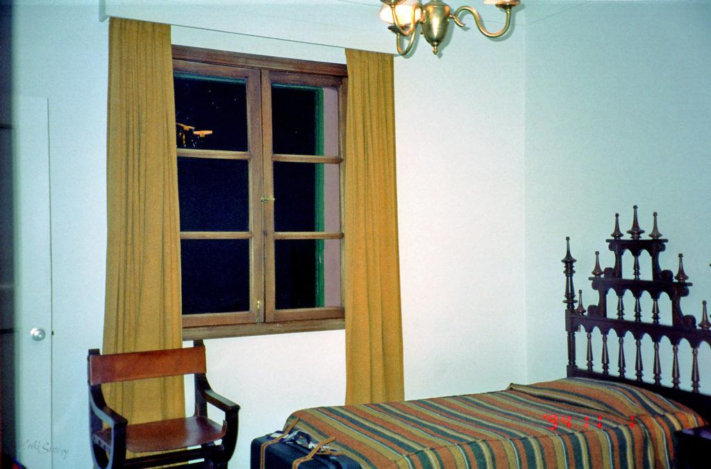 ツーリスタホテル・アレキパ(Arequipa,Peru 1994-11-01)